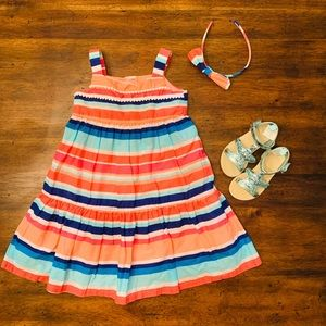 Gymboree Seashore Collection 5 of 5 Dress Set 2T